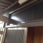 玄関ドアリフォームは自社施工の共創  現場リポートin周南市